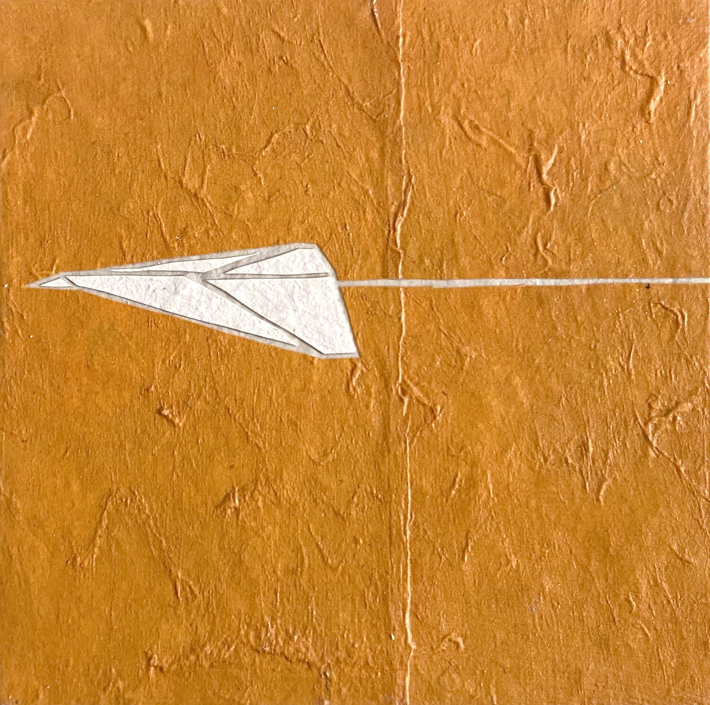 Mini-Plane (Orange / Green)