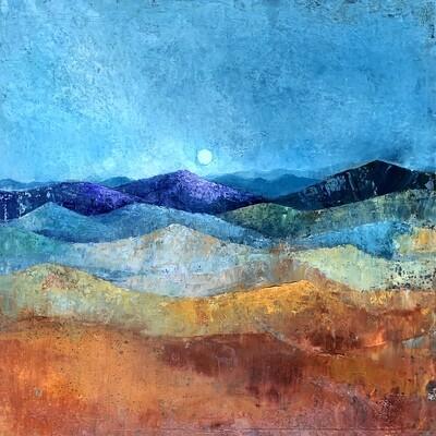 Healing Earth #68, Rising Moon