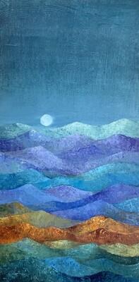Healing Earth #69, Serene Moon