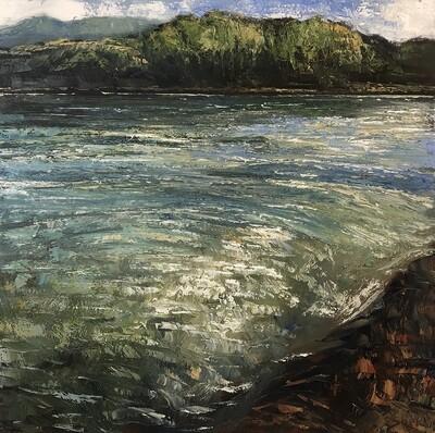 River Meditation, Sunlight