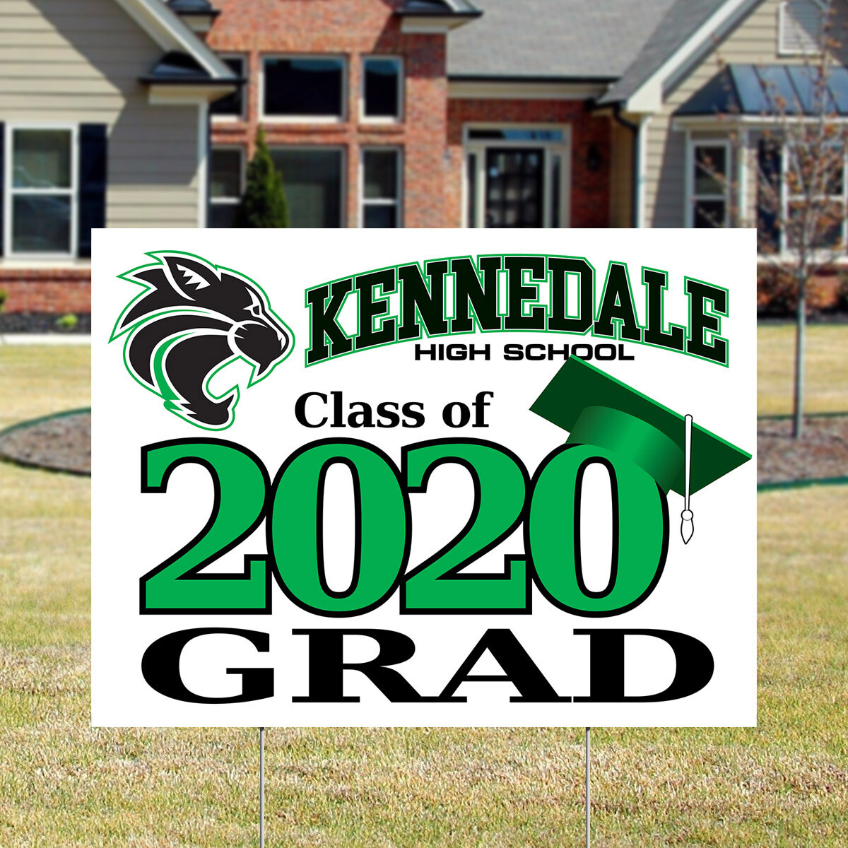 Kennedale High & Jr. High Schools (4 styles ea.)