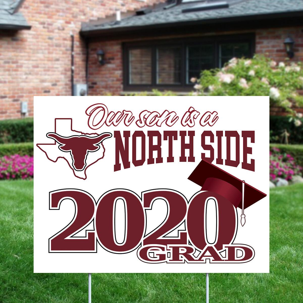 Northside High School (4 styles)