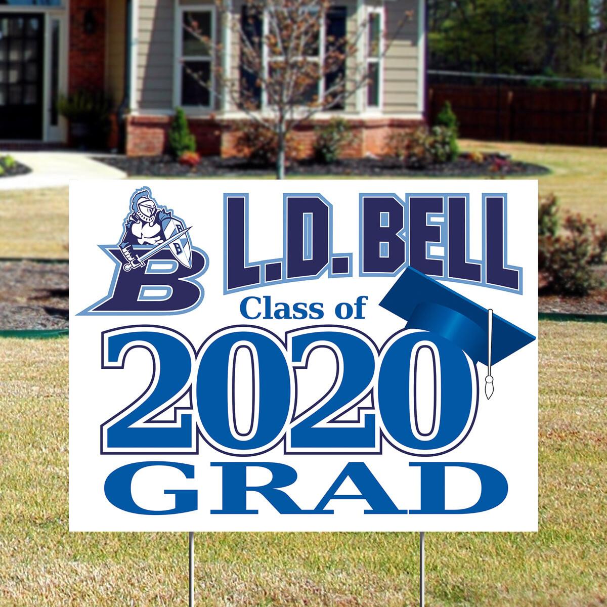 L.D. Bell High School (4 styles)