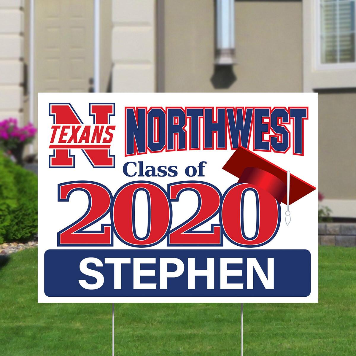 Northwest High School (4 styles)