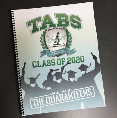 TABS 2020 Memory Book - ORDER DEADLINE EXTENDED to Friday, June 12