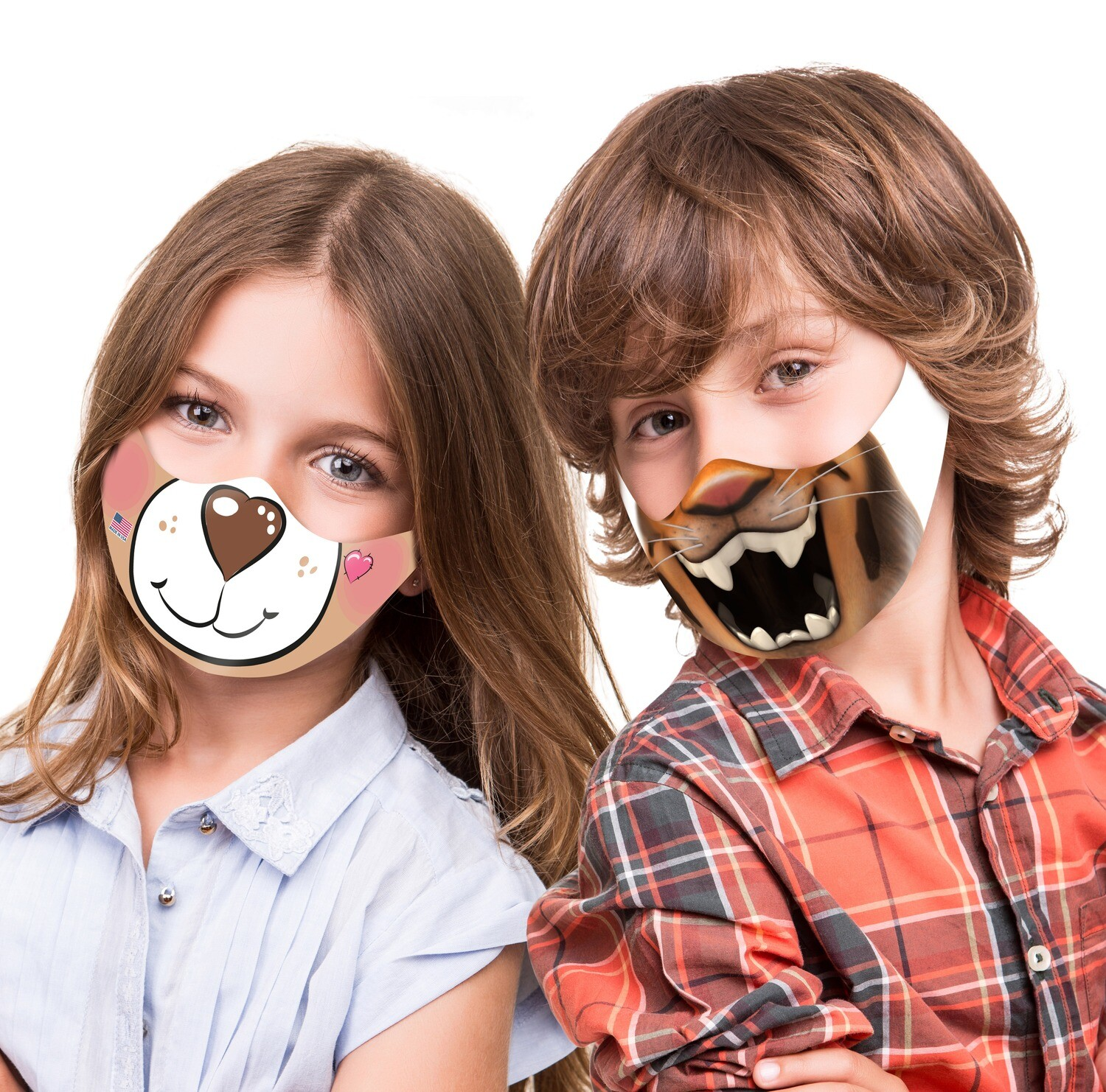 Disposable Paper Face Masks - Youth (25 Pk.)