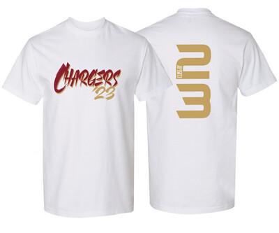 Chargers '23 Short Sleeve DryBlend T-Shirt