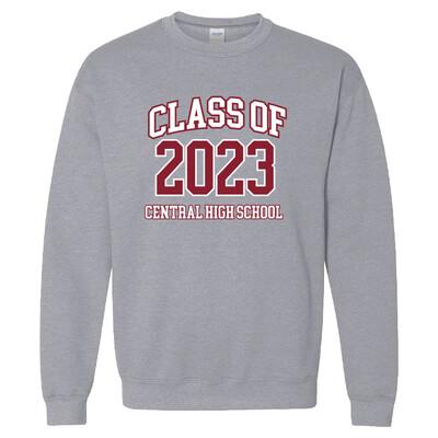 CHS Class of '23 Crewneck Sweatshirt