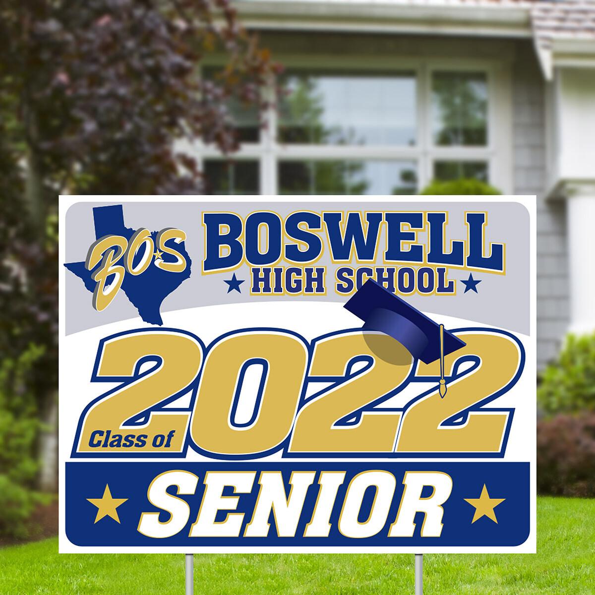 Boswell High School (2 styles)