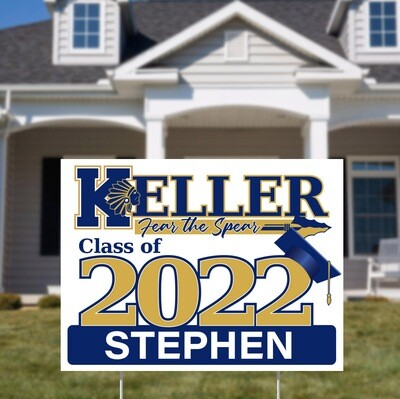 Keller High School (2 styles)