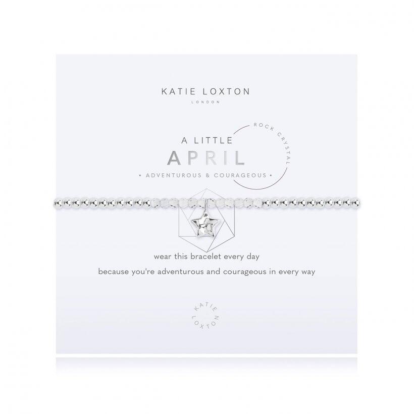 Katie A Little April Bracelet