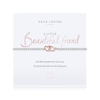 Katie Loxton Beautiful Friend Bracelet Littles