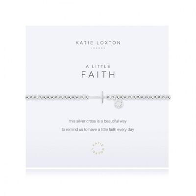 Katie Faith Cross Bracelet Littles Collection