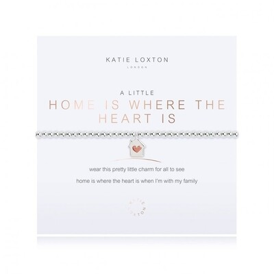 Katie A Little Home Is Where The Heart Is