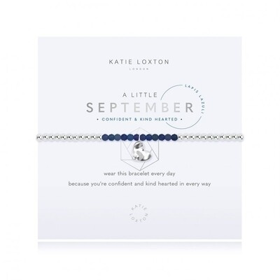 Katie A Little September Bracelet