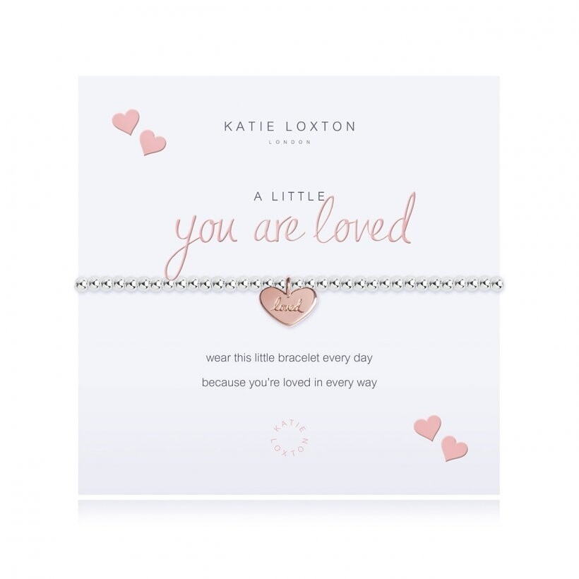 Katie a little you are loved