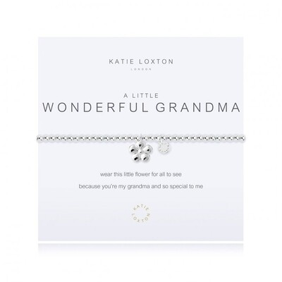 Katie Littles Wonderful Grandma