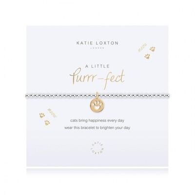 Katie Loxton Purrr Fect Bracelet Littles