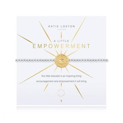 Katie Littles Empowerment Bracelet