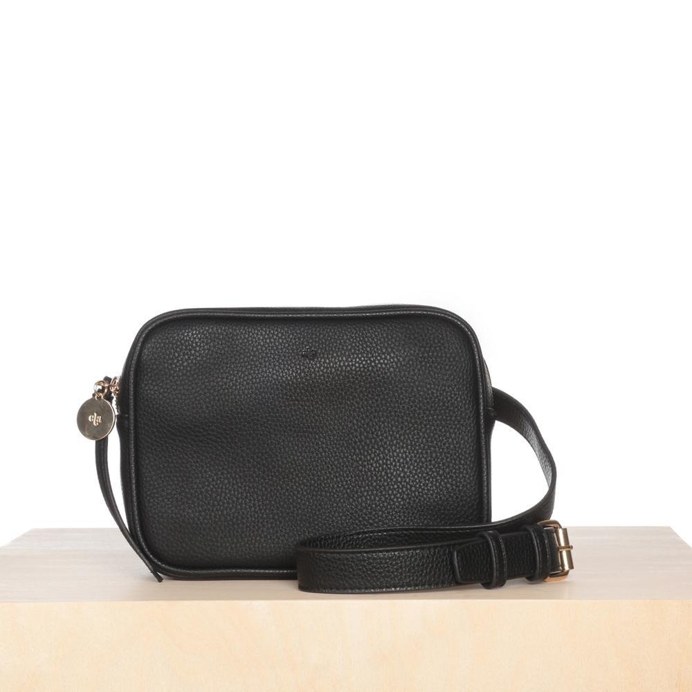 Ela Black Belt Bag