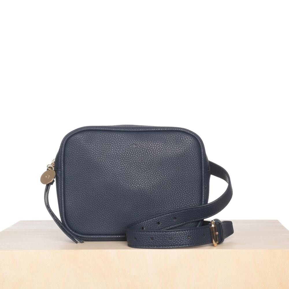 Ela Navy Belt Bag
