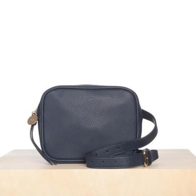 Ela Navy Belt Bag