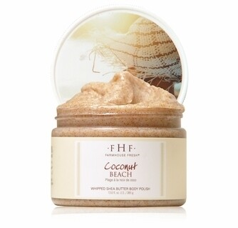Farmhouse Fresh Coconut Beach Body Polish