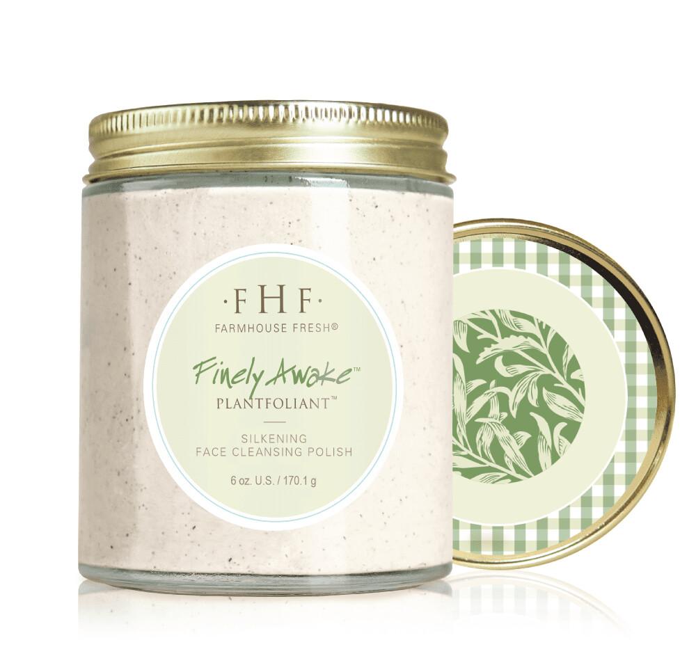 Farmhouse Fresh Finely Awake Plantfoliant Face Polish