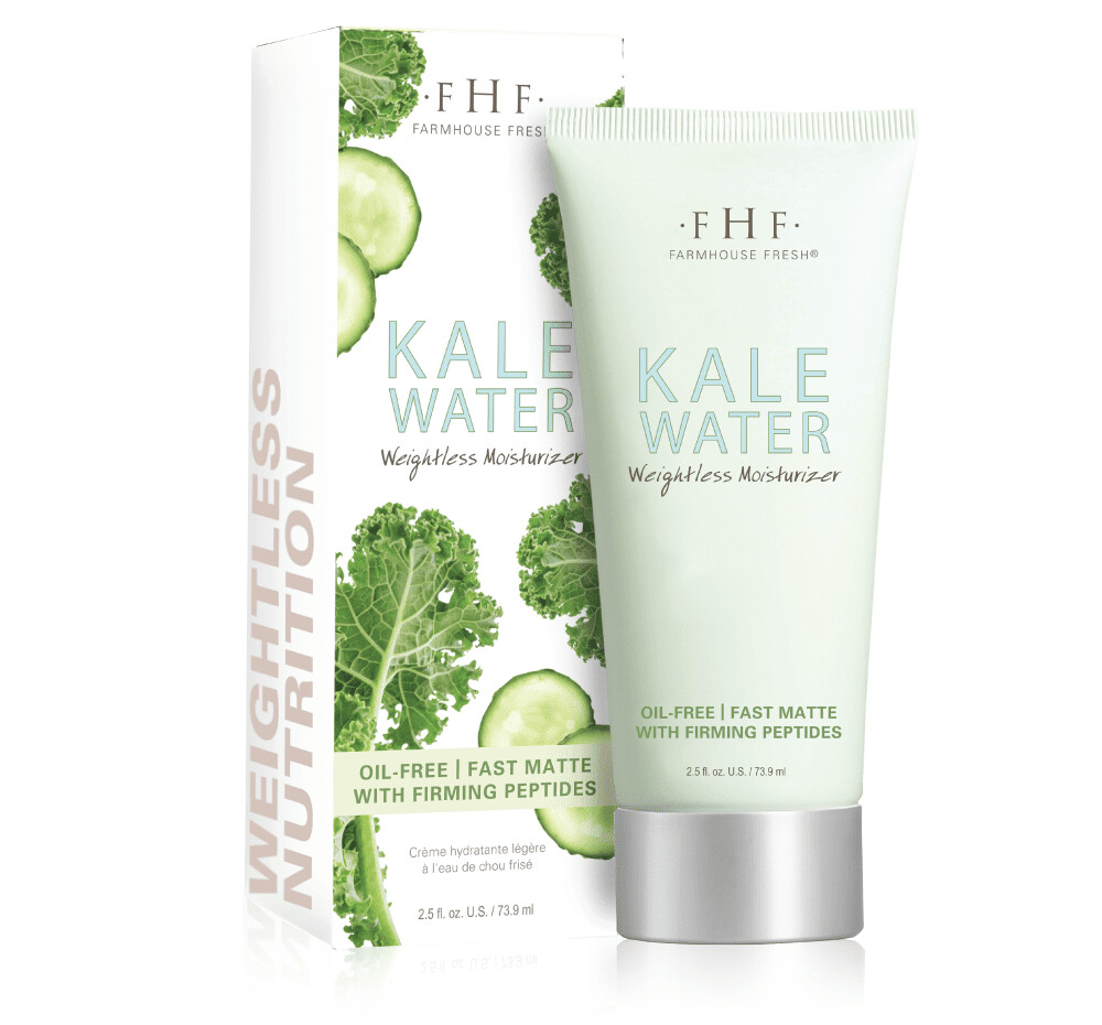 FHF Kale Water Weightless Moisturizer