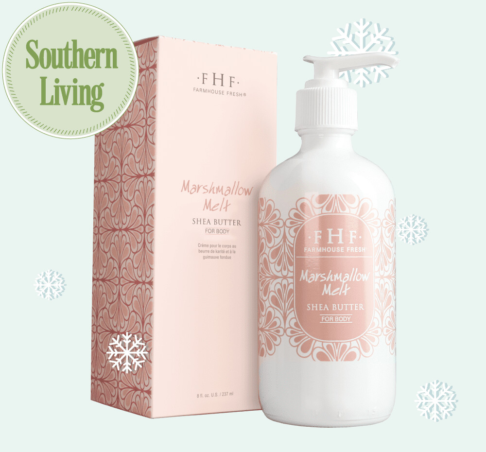 FHF Marshmallow Melt Body Lotion