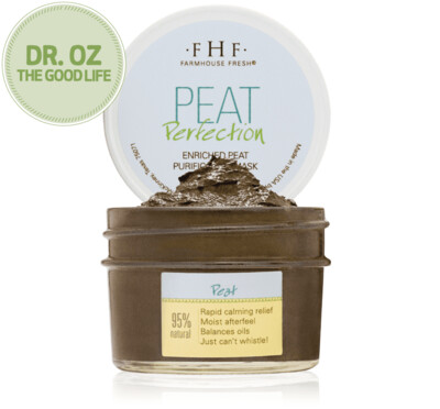 FHF Peat Perfection Purification Face Mask