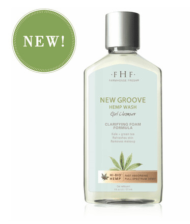 FHF New Groove Hemp Wash