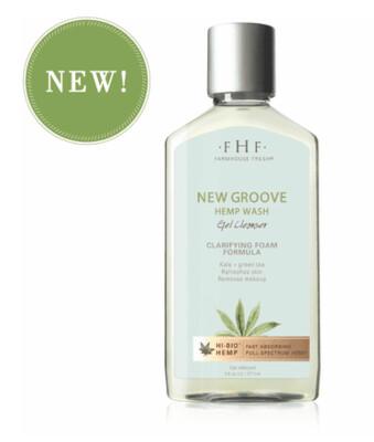 FHF New Groove Hemp Wash