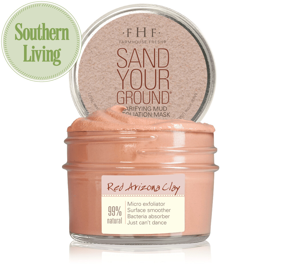 FHF Sand Your Ground Exfoliating Mask