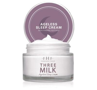 FHF Three Milk Sleep Cream