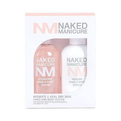 Naked manicure set cream and serum large