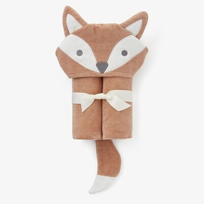 Elegant Bath Wrap Fox