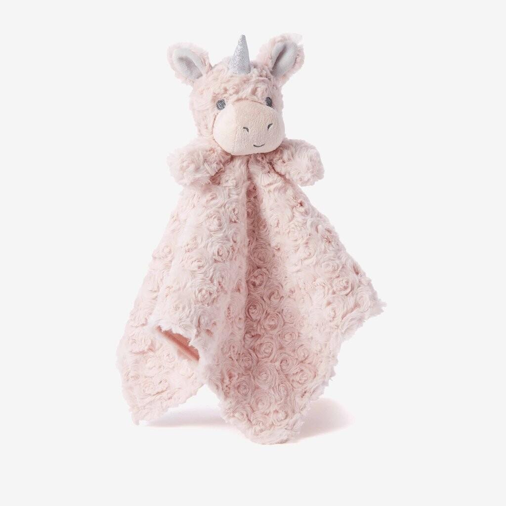 Elegant Blankie Swirl Unicorn Pink