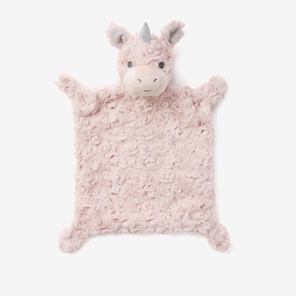 Elegant Baby Flatso Unicorn Swirl
