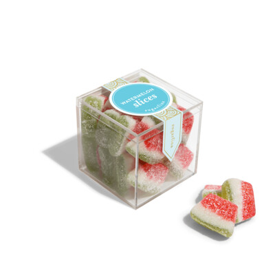 SF watermelon slices
