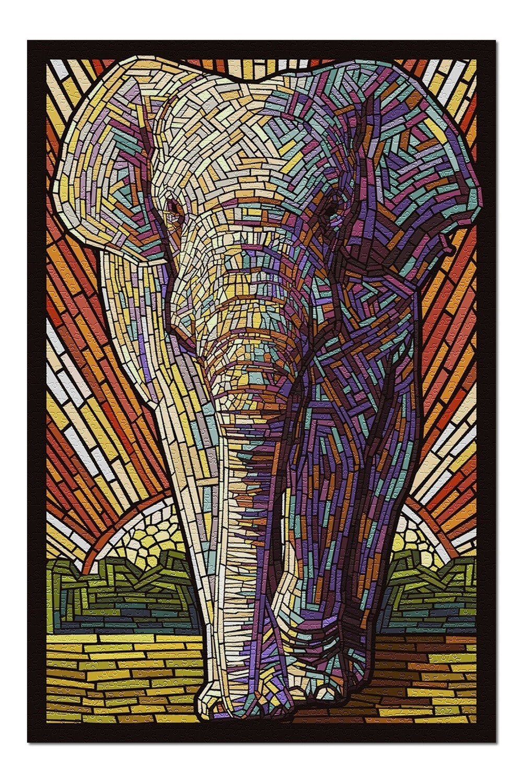 Lantern Press Elephant Puzzle