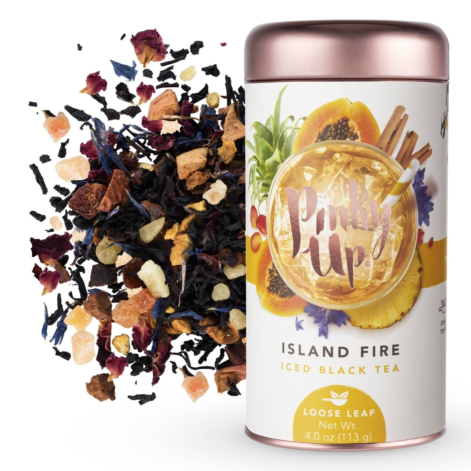 Pinky Up Island Fire Iced Tea Loose