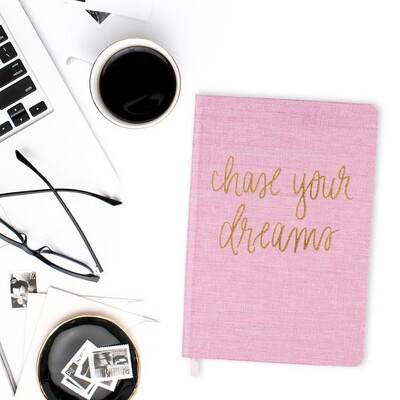 SWD Journal Chase Your Dreams