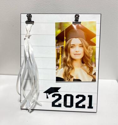 Queen Bee Designs 2021 Grad Frame