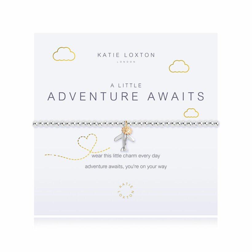 Katie Little Adventure Awaits