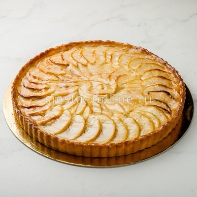 Яблочный тарт (1 кг)