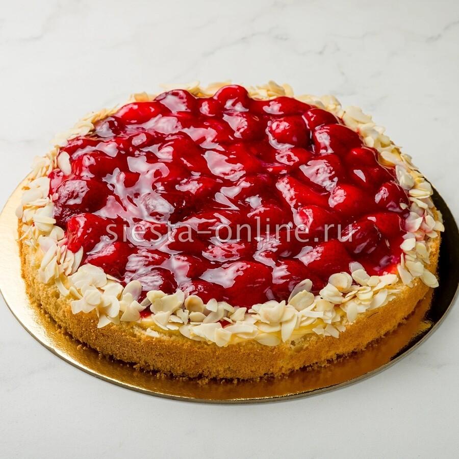 Клубничный тарт (1 кг)