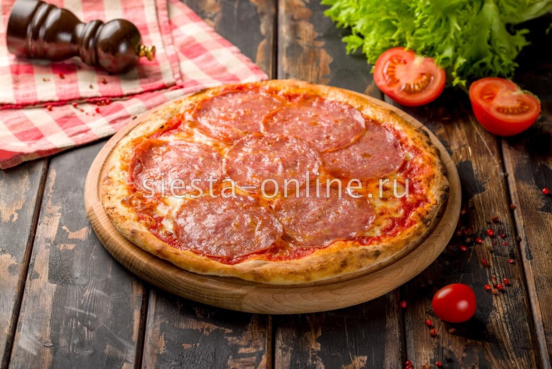 Пицца Салями Милано