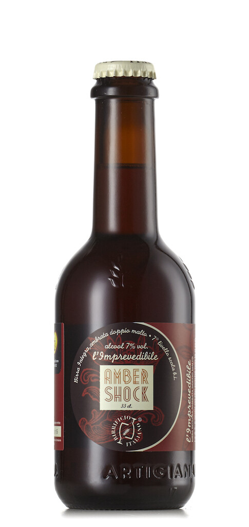 Amber Shock - 33cl