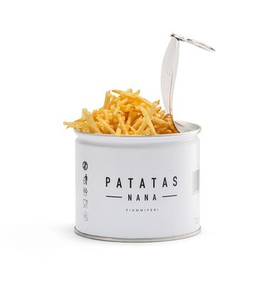 Fiammiferi di Patatas Nana
